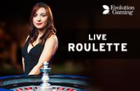 roulette live evolution gaming